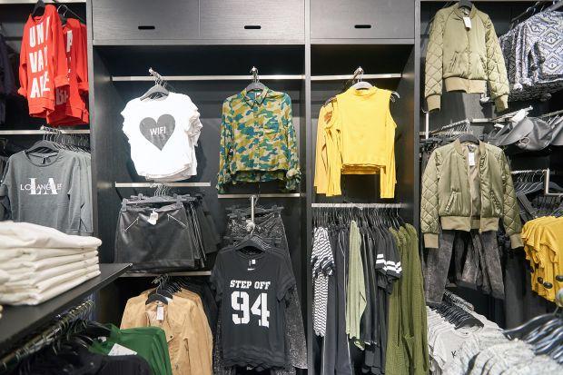 HM Clothing