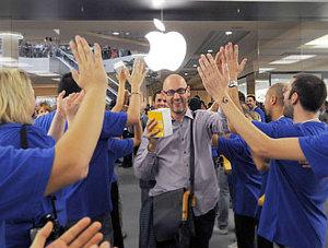 Licenziato Apple Store Grugliasco Marco Masi