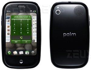 Palm Pre 6 giugno Sprint Apple iPhone 3.0