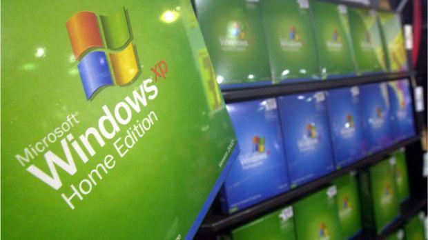 windows xp aggiornamento emergenza