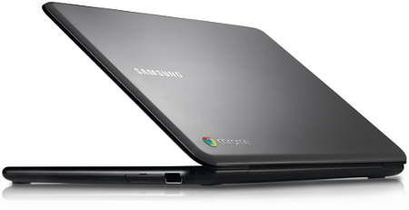 Chromebook Samsung in Europa Schmidt cloud computi