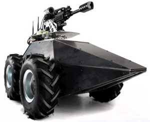 Mega Hurtz Tactical Robot Chris Rogers paintball