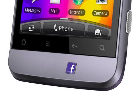 htc buffy facebook phone