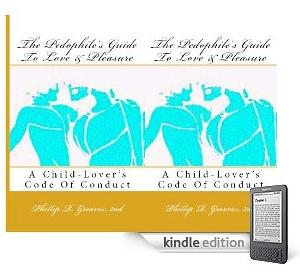 Amazon Kindle guida pedofilo