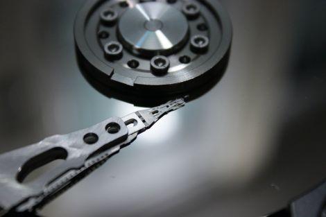 hard disk intercettare suoni