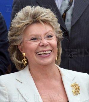 Viviane Reding summit Venezia regolatore europeo