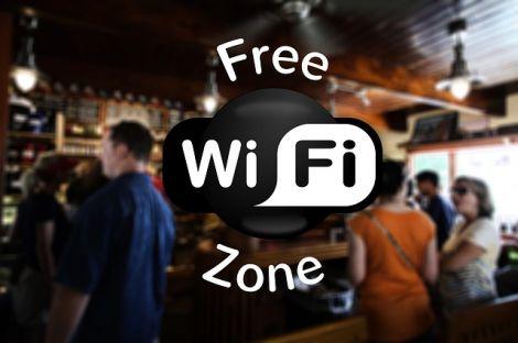 wifi libero ripensamenti
