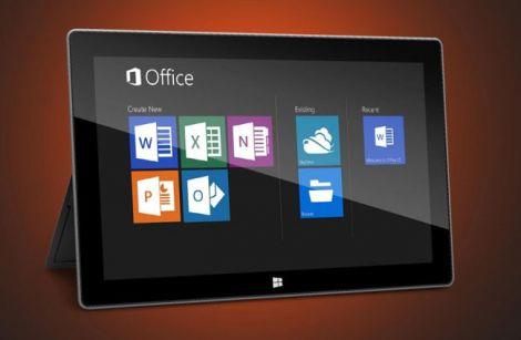 microsoft windows 8 office 2013 tablet gratis