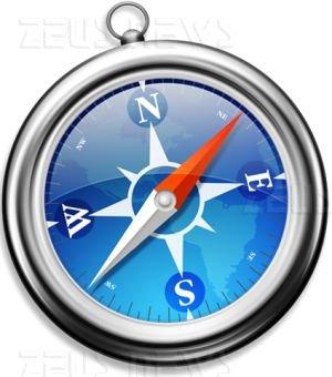 Apple Safari 4 beta