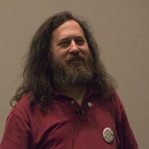 Richard Stallman a Roma 19 dicembre