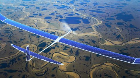 google acquisisce titan aerospace