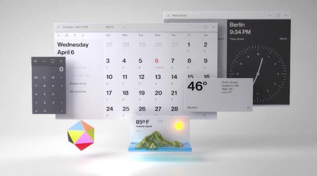windows fluent design system 1