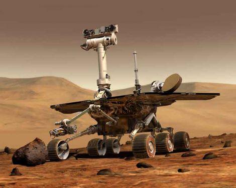 nasa concept rover