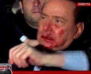 Berlusconi scomparsa immagini aggressione Google