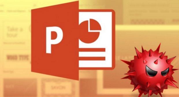 Il malware che si diffonde con PowerPoint