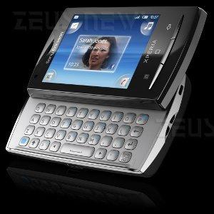Xperia X10 mini pro Sony Ericsson Mwc 2010