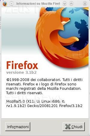 Firefox 3.1 beta 2 TraceMonkey Porn Mode Private