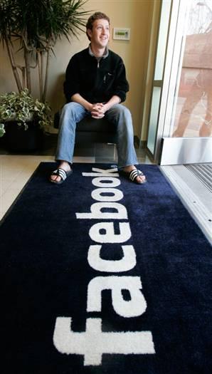 Facebook violata fan page di Zuckerberg