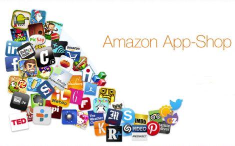 amazon regala app natale app shop