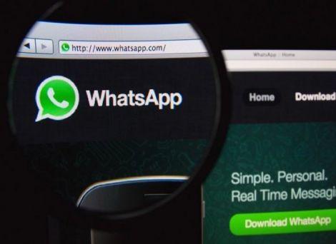 WhatsApp Web falla vcard