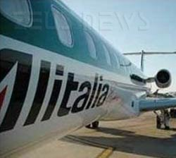 Alitalia Telecom sindacati