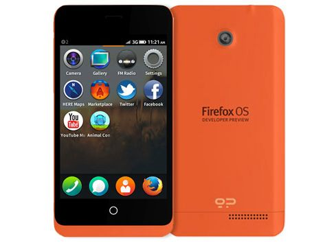 Geeksphone Keon FirefoxOS gratis Mozilla