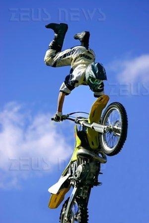 Motociclista arrestato YouTube acrobazie Ferenci