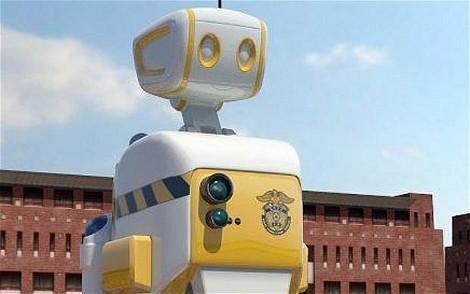 corea robot secondini
