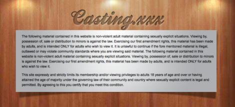 casting xxx domini