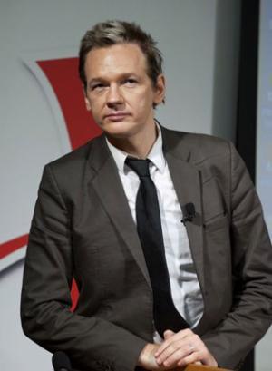 Julian Assange Svizzera
