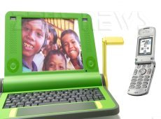 OLPC e cellulare a confronto