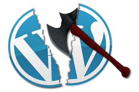 Wordpress hacker server password codice sorgente