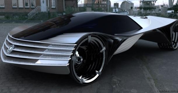 Cadillac auto Torio Stevens Laser Power Systems