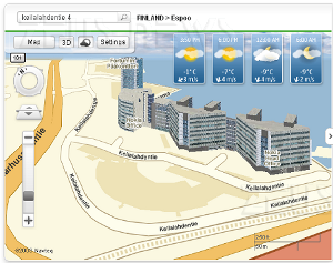Nokia Ovi Maps navigazione Gps gratuita
