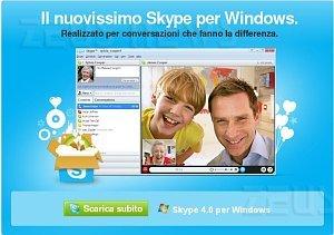 Skype 4.0 Windows