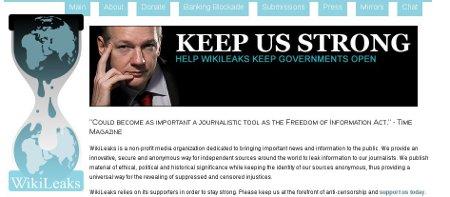 Wikileaks pubblica tutti i cablogrammi USA