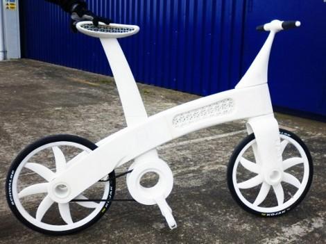 Airbike nylon stampante 3D Bristol
