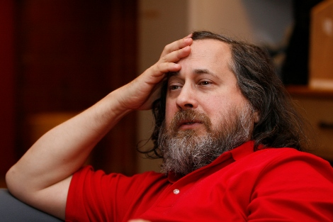 Richard Stallman influenza maligna Steve Jobs