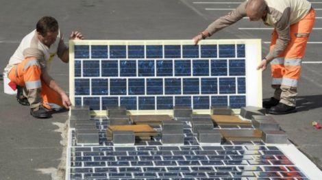 francia 1000 km strade fotovoltaiche 2