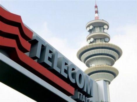 telecom 200 quadri parcheggiati