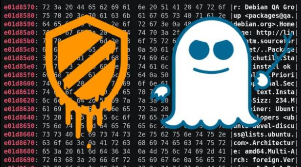 meltdown spectre malware