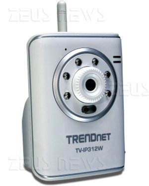 Videosorveglianza e teleconferenza da TrendNet