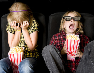 3D pericolo strabismo bambini Mark Pesce