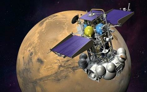 phobos grunt sonda russa precipita