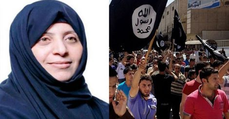 Samira Saleh al Naimi