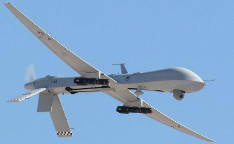 Virus infetta droni USAF predator reaper