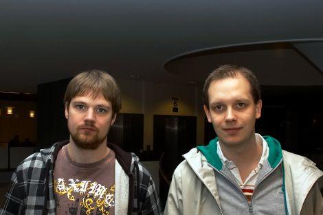 Fredrik Neij e Peter Sunde