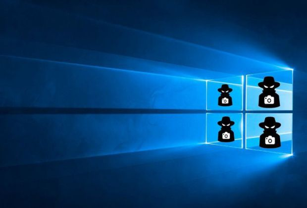 windows 10 spy