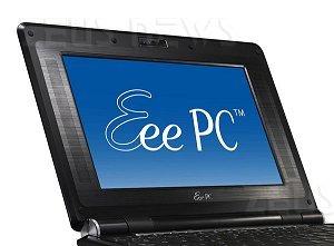 Eee Pc 903, 904, 905: tastiera più grande e Cpu At