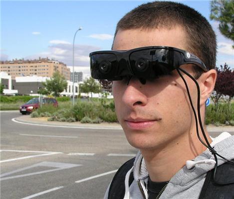 occhiali realt� aumentata ipovedenti